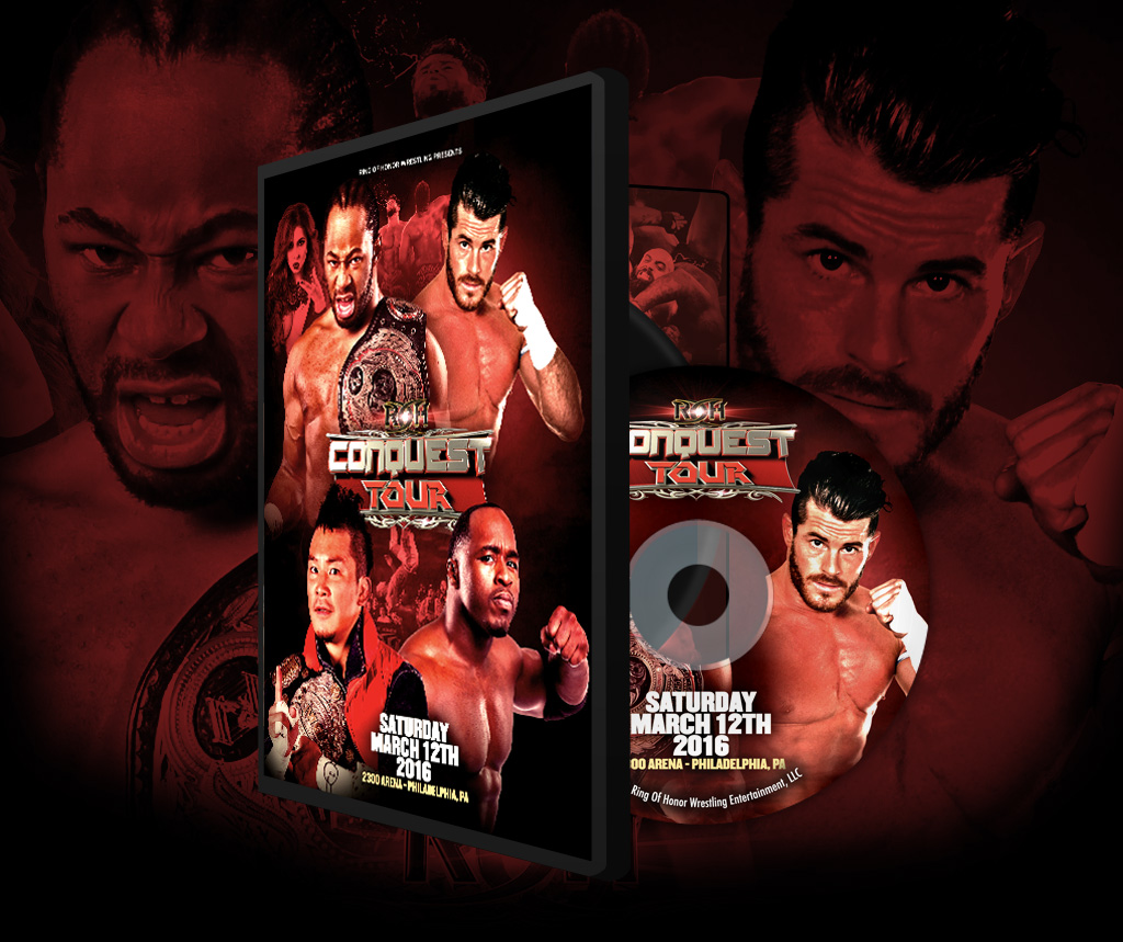 Ring of Honor Conquest