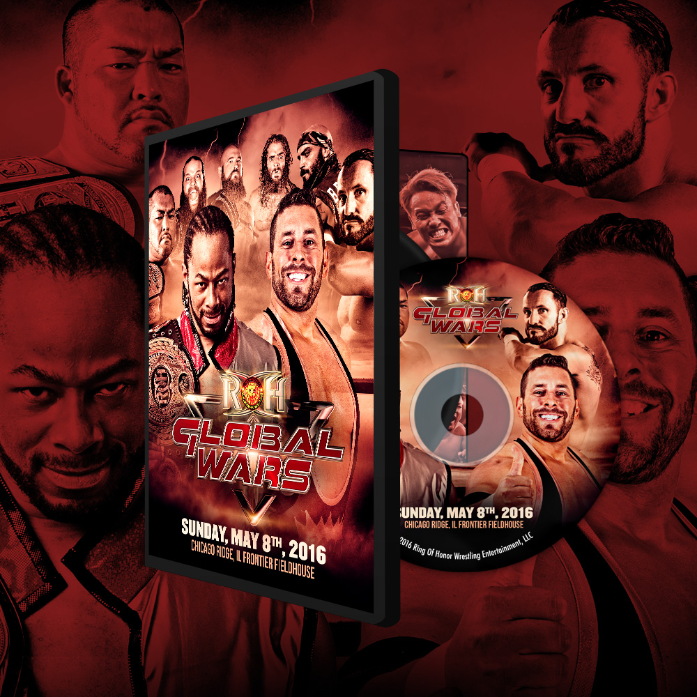Ring of Honor Global Wars