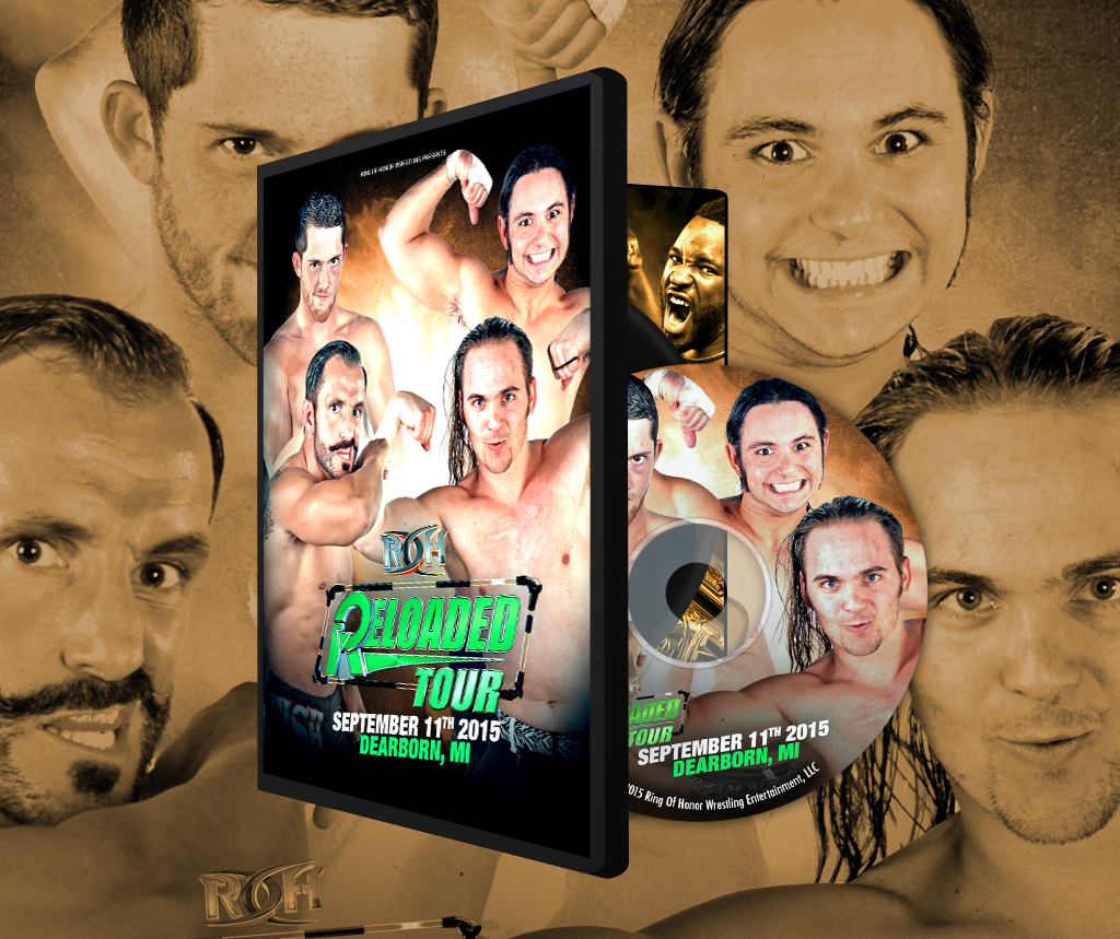 Ring of Honor Reloaded Tour
